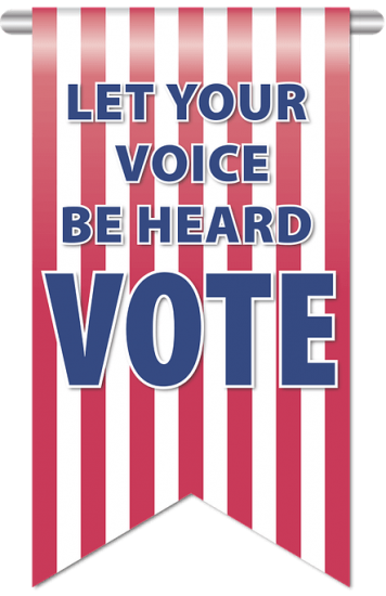 Vote: Let Your Voice Be Heard